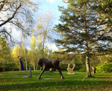 West Branch Gallery and Sculpture Park