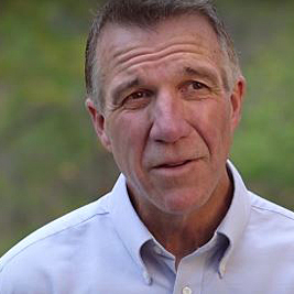 Phil Scott, Republican candidate for governor.