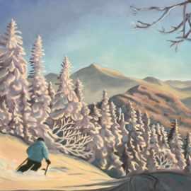 Arts and Alpine Define the Winter Landscape