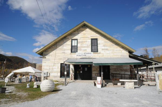 The Carving Studio and Sculpture Center in West Rutland.