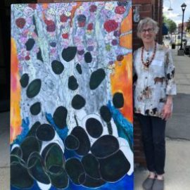 Art in the Time of Covid: Cecelia Kane