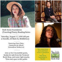 Ruth Stone Foundation (Traveling) Poetry Series