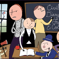 Drawing from the Past: A Nonfiction Comics Workshop