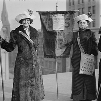 Honoring the 19th Amendment through Word and Song