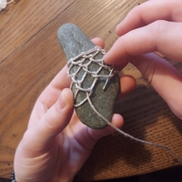 Teen To Teen – Session 2: Netted Pendants Online With Tansy Sears