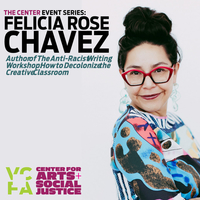 Felicia Rose Chavez Reading & Discussion