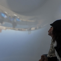 The Parallax View in the Red Mill Gallery (Gibson + Recoder)
