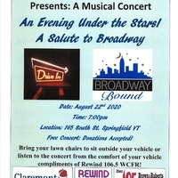 An Evening Under the Stars: A Salute to Broadway