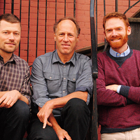 Alex Kehler, Jeremiah McLane, and Timothy Cummings in Concert