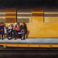 Fellow Travelers - Paintings by Ann Young