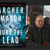 Book talk on Bury the Lead, the latest Joe Gunther mystery