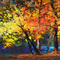 Autumnal Expressions in Pastel