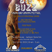 10th Annual Big Buzz Chainsaw Carving Festival
