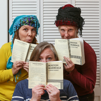 """Middlebury Community Players Company Be Presents """"Boston Marriage"""""""