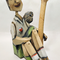 The Art of Wood Exhibit at Brandon Artists Guild