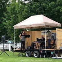 Craftsbury Chamber Players at the Plainfield Rec Field July 31 at 4 pm