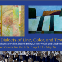 The Dialects of Line, Color, and Texture Visual Discussion