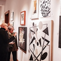 Art Connect at Catamount Arts: 5th Annual Juried Art Show & Reception