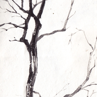 Sumie-Ink Painting With Chalice Mitchell – Virtual Workshop