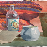 David Rohn: Watercolors