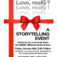 'Love, Really.?!...' A Community Storytelling Event