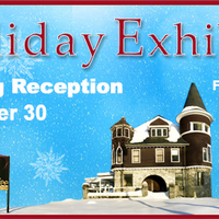 Holiday Exhibit at the Chaffee Art Center