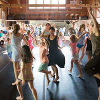 Virtual Families Dance Together - a free online movement class!