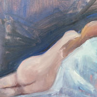 Painting The Figure In Oil With Douglas David