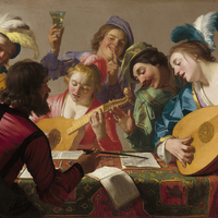 Joy, Pleasure, and Sweet Nourishment: A Concert of Early Music