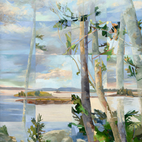 Breathe the Wind: Kate Emlen Paintings