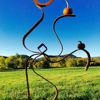 Gerald K Stoner Sculptures Fall Open Studio