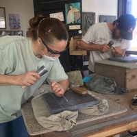 Come Carve with Me: Slate Carving Sessions
