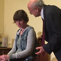 Rock River Players present David Mamet's Oleanna
