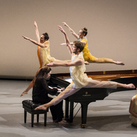Simone Dinnerstein and Pam Tanowitz Dance - New Work for Goldberg Variations