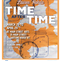 Time After Time: The Artwork of Lauren Hakala
