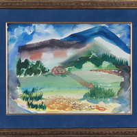 Ronald Slayton:Master of Watercolor