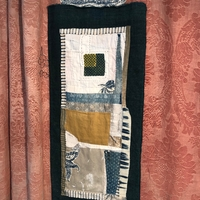 Rogue Cloth Work - works by Janie Cohen
