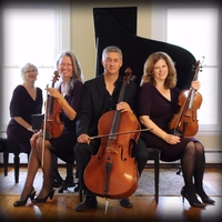 "The Northern Third Quartet performs ""Beautiful Wanderings"""