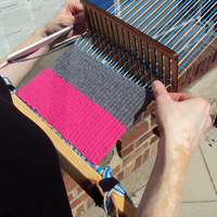 Community Activity: Open Weaving Workshops