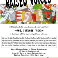 Raised Voices: Local Artists Resist!