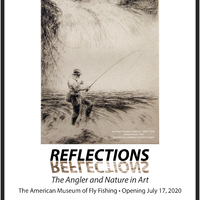 Reflections: The Angler and Nature in Art