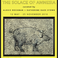 The Solace of Amnesia | Curated by Alexis Rockman and Katherine Gass Stowe