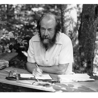 Third Thursday: Solzhenitsyn in Vermont