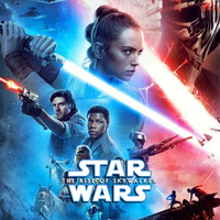 Film: Star Wars: Episode IX – The Rise of Skywalker (PG-13)