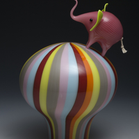 CLAIRE KELLY : New Glass Works