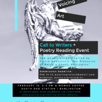 Voicing Art Ekphrastic Poetry Reading