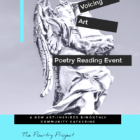 VIRTUAL VOICING ART POETRY READING: Comfort and Community for Our Time