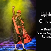 Lights Up Cabaret: Oh, the Places We'll Go