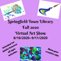 Springfield Town Library Virtual Art Show