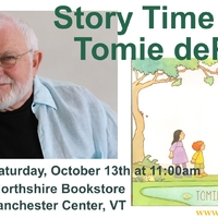 Story Time with Tomie dePaola